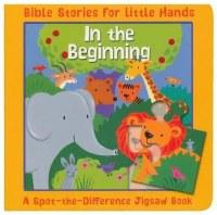 In the Beginning Jigsaw Book