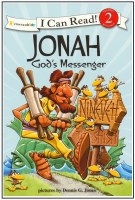 Jonah God's Messenger - I Can Read Level 2