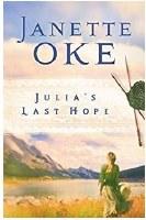 Julia's Last Hope (Women of the West Book 2)