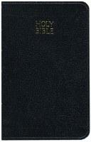KJV Vest Pocket New Testament with Psalms - Black