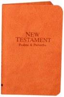 KJV Pocket New Testament with Psalms - Tan