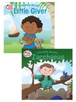 Little Giver/Zacchaeus Flip-Over Book