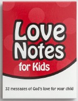 Notepad - Love Nots for Kids