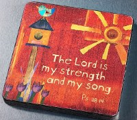 Magnets - Lord is My Strength