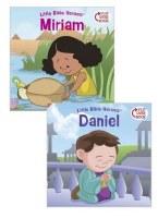 Miriam/Daniel Flip-Over Book