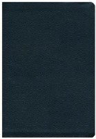 NASB Side Column Reference Bible - Black Leathertex