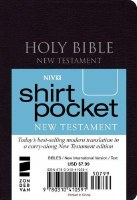 NIV Pocket Bible - Black Imitation Leather