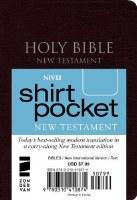NIV Pocket Bible - Burgundy Imitation Leather