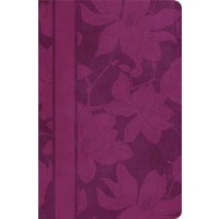 NKJV Woman's Study Bible- Plum