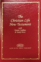 NKJV Christian Life New Testatment