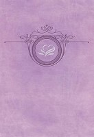 NKJV Women of Faith Devotional Bible - Lavender Imitation Leather