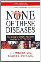 None of These Diseases 3rd Edition