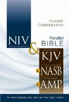 Parallel Bible - NIV, KJV, NASB, AMP
