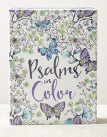 Coloring Cards - Psalms