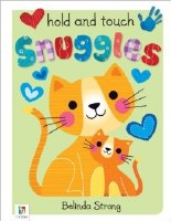 Hold and Touch Book - Snuggles