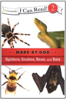 Spiders, Snakes, Bees & Bats