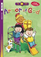 Happy Day- Armor of God Coloring and Sticker Book