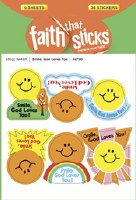Stickers, Smile God Loves You