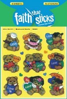 Bears and Hearts: Faith That Sticks