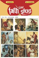 Life of Jesus: Faith That Sticks