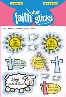 STICKERS, NAMES OF JESUS