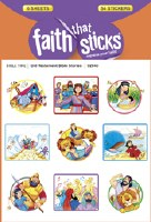 Old Testament Bible Stories: Faith That Sticks