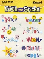 Stickers, Smile Face Awards