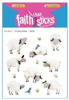 Stickers, Counting Sheep