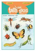 Stickers, God Made Bugs