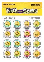 Stickers, Happy Faces