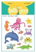 Stickers, Ocean Friends