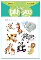 Stickers, Zoo Adventures