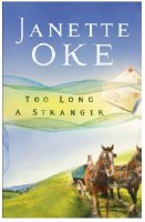 Too Long a Stranger (Women of the West Book 9)