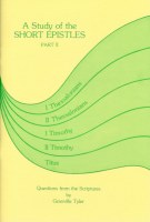 A Study of the Short Espistles Book 2