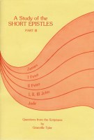A Study of the Short Espistles Book 3
