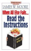 When All Else Fails... Read the Instructions