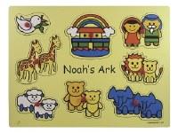 Noah's Ark- Wood Puzzle