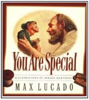 You Are Special - Board Book