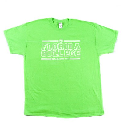 Gildan Florida College Basic Tower Tee