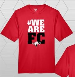 Team 365 #WeAreFC Performance Tee
