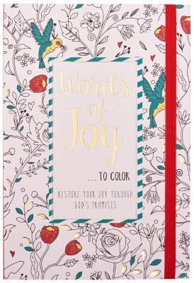 Coloring Book Words of Joy