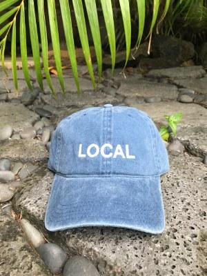 Dad Cap Local