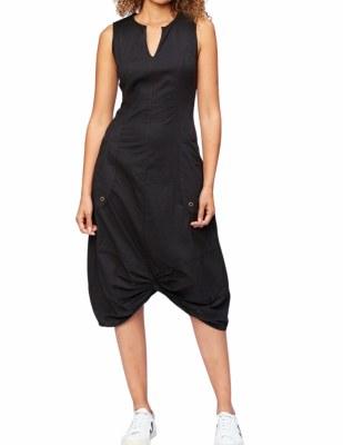 Finola Dress Black XS