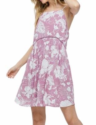 Floral Rose Dress LG
