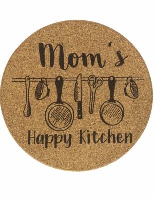 Trivet Mom's Happy Kitchen