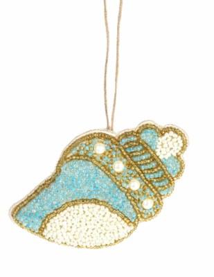 Ornament Shell Conch Bead