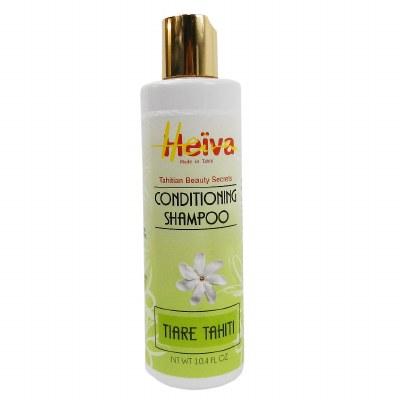 Heiva Conditioning Shampoo Tiare 10.4oz