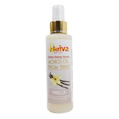 Heiva Monoi de Tahiti Oil Vanilla 5.1oz