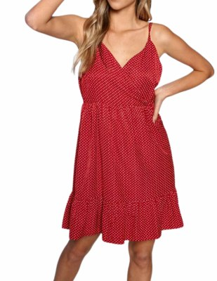 Red Dot Dress LG