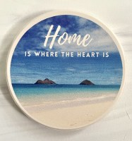Car Coaster Home Is Where Your